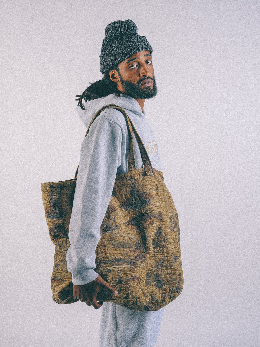 Fisherman's Tote Bag