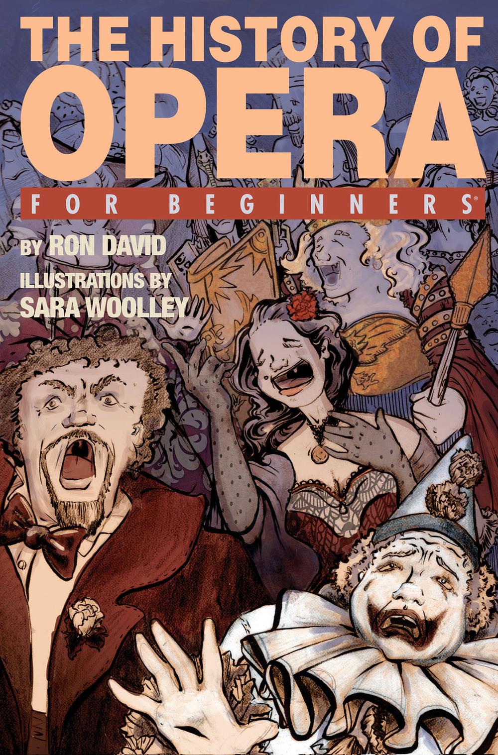 Opera History for Beginners - Editor Merilee Warholak
