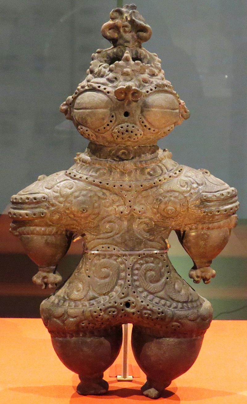 Dogu figurine from Late Jomon