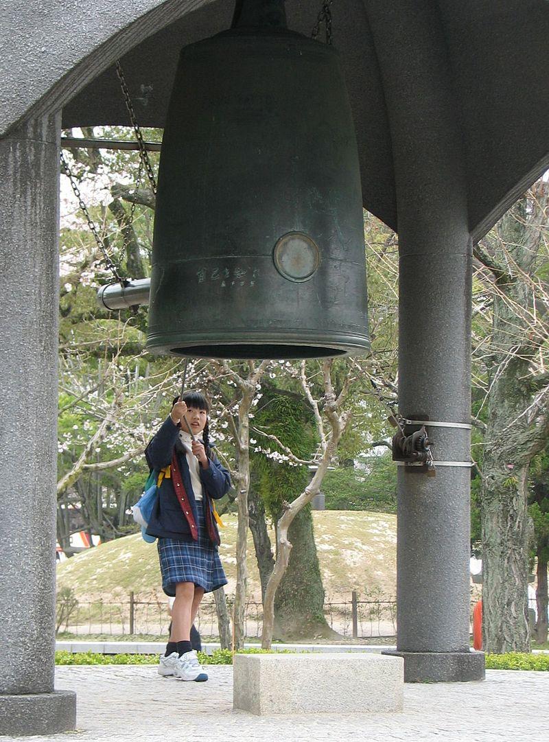 Hiroshima's Peace Bell
