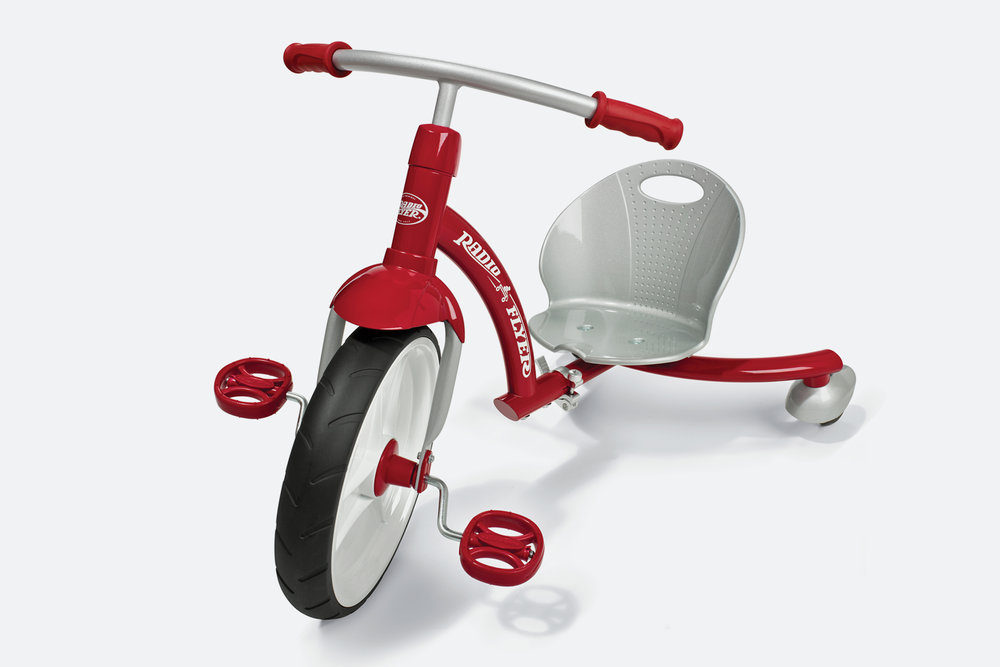 Radio Flyer Slider Rider  |  Product Configuration Design