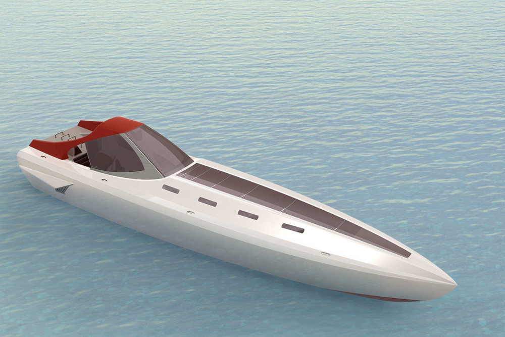 The Gallant  |  Boat Design