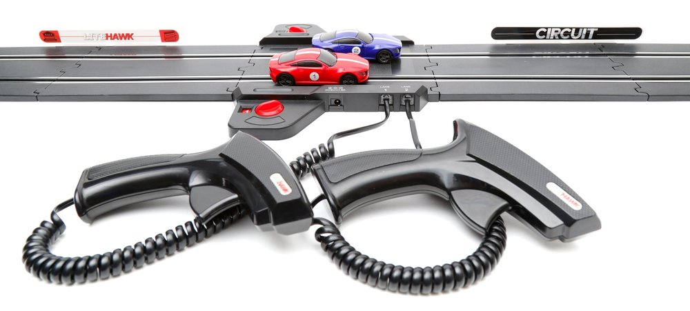 Ready to Run - Like all LiteHawk products, Circuit Targa is ready to run! Start your slot car racing career right out of the box.