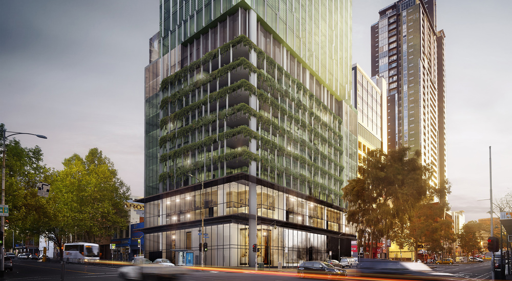 Victoria One - Elizabeth Street, Melbourne