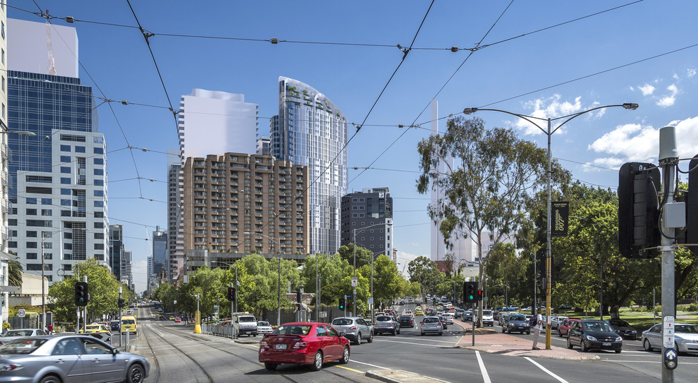 Conservatory - Mackenzie Street, Melbourne