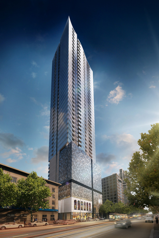 Eporo Tower - La Trobe Street, Melbourne