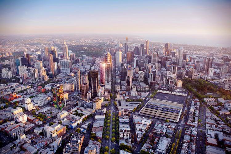 Avant - A'Beckett Street, Melbourne