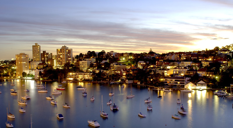 The Delmont - Lavender Bay, Sydney