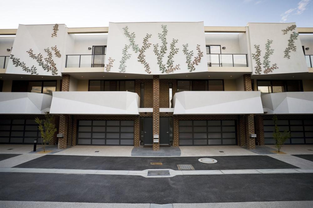 Stokes Terrace - Stokes Street, Port Melbourne