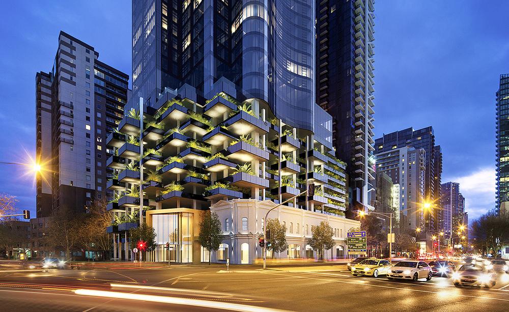 Australia 108 - Southbank Boulevard, Melbourne