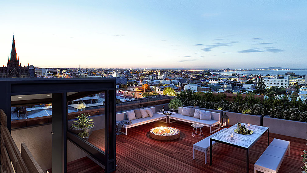 G1 Apartments, Geelong
