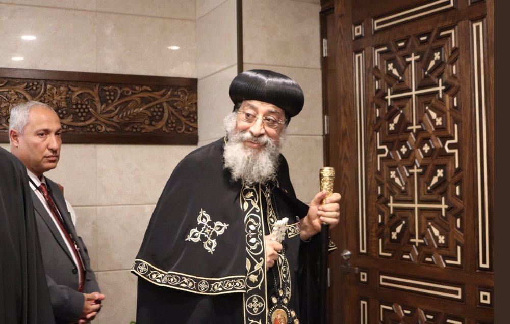 Photo: Coptic Orthodox Church