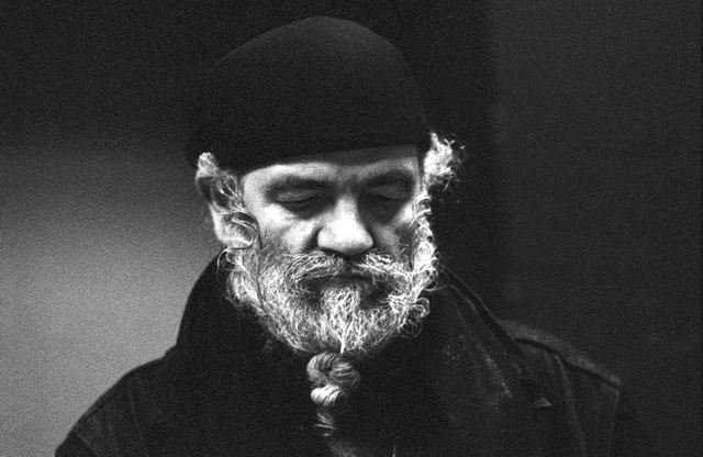 La Monte Young, 1992. Courtesy of  Flickr .