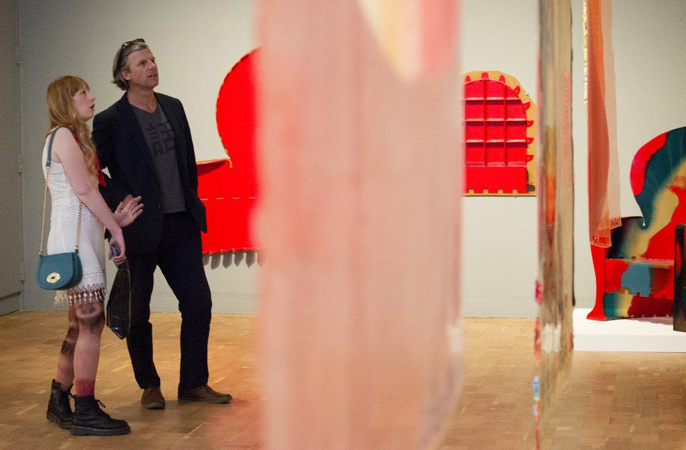 Gaetano Pesce: Molds (Gelati Misti), MOCA 2017