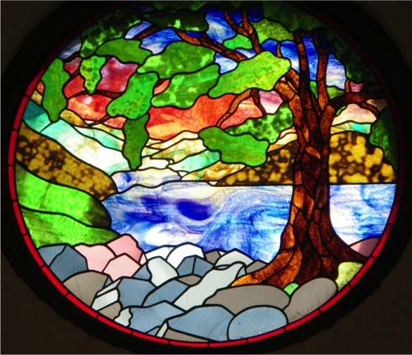 New Earth Window