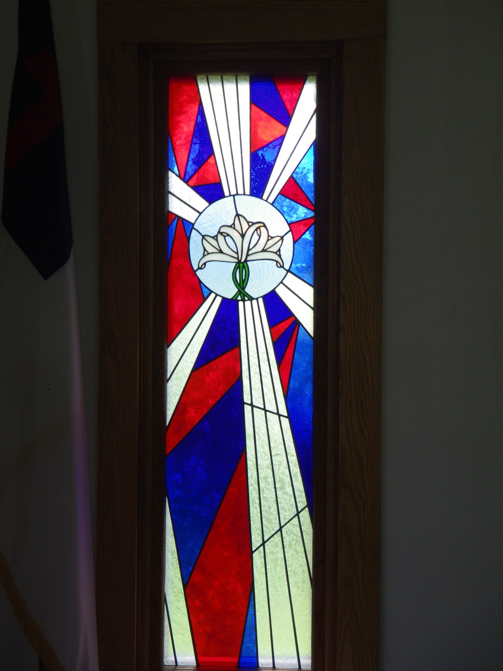 Trinity Bicentennial Window