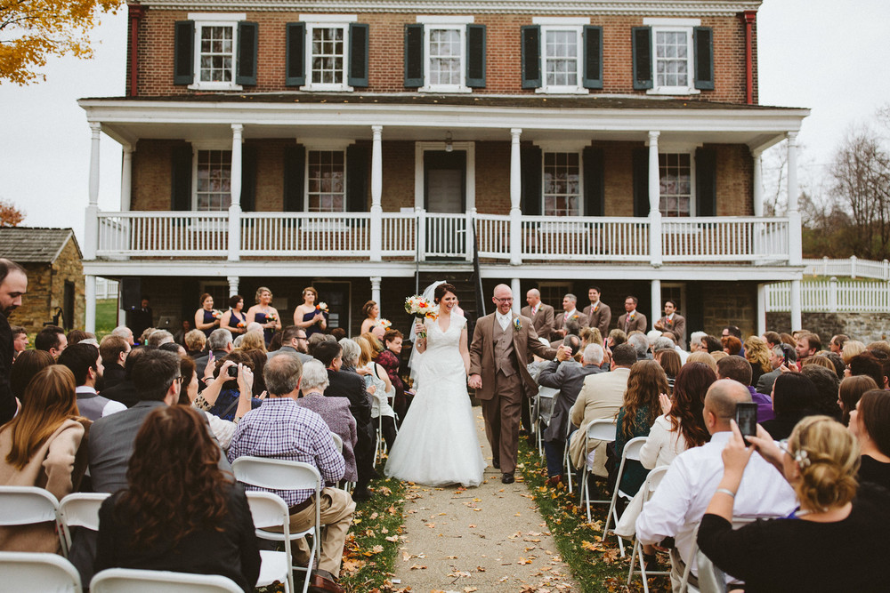 he WEATHER cooperated and gretta and bj were able to have a gorgeous outdoor ceremony.