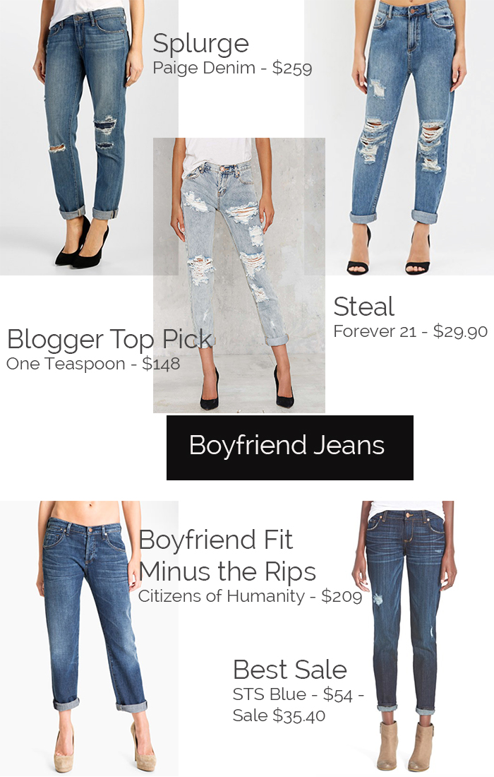 Splurge vs. Steal - Denim Edition — Yes, Wear That!