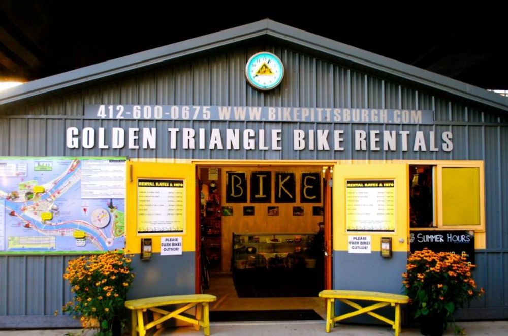 picture from golden triangle bike rental