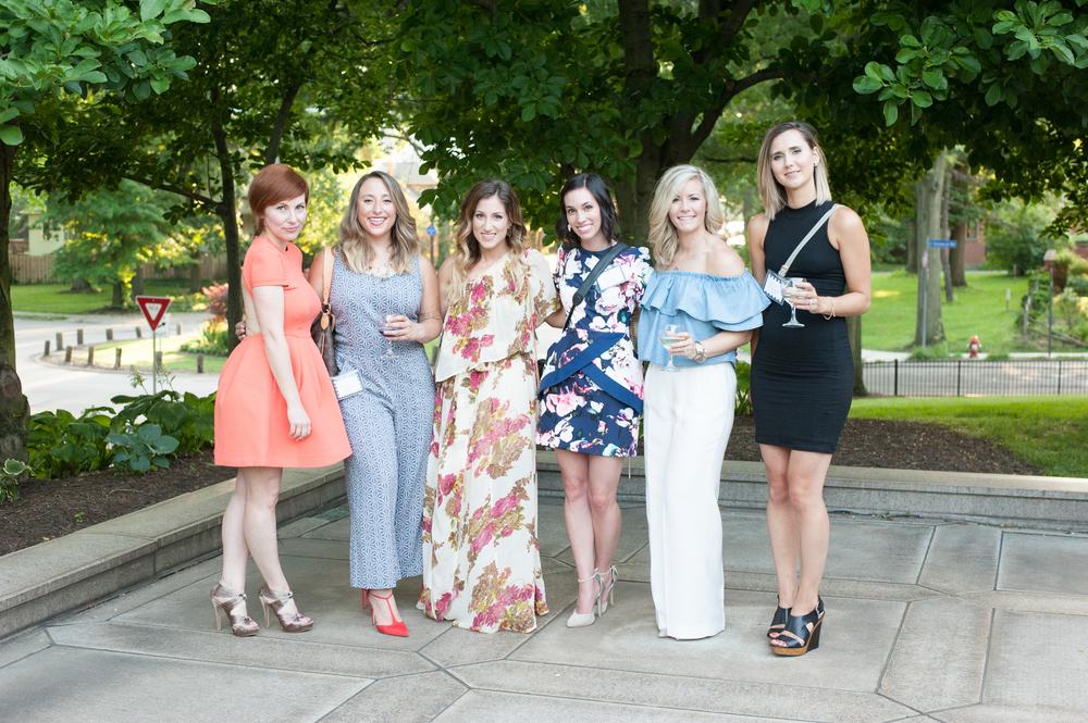 Terra, Meg, Zoe, Lauren, ashley, & nicky