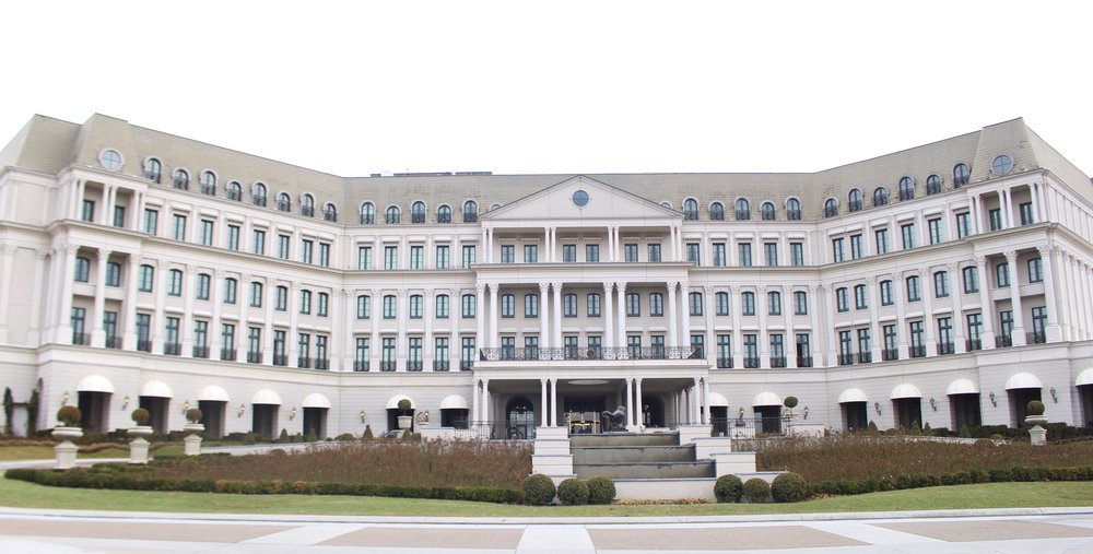 chateau lafayette nemacolin woodlands resort