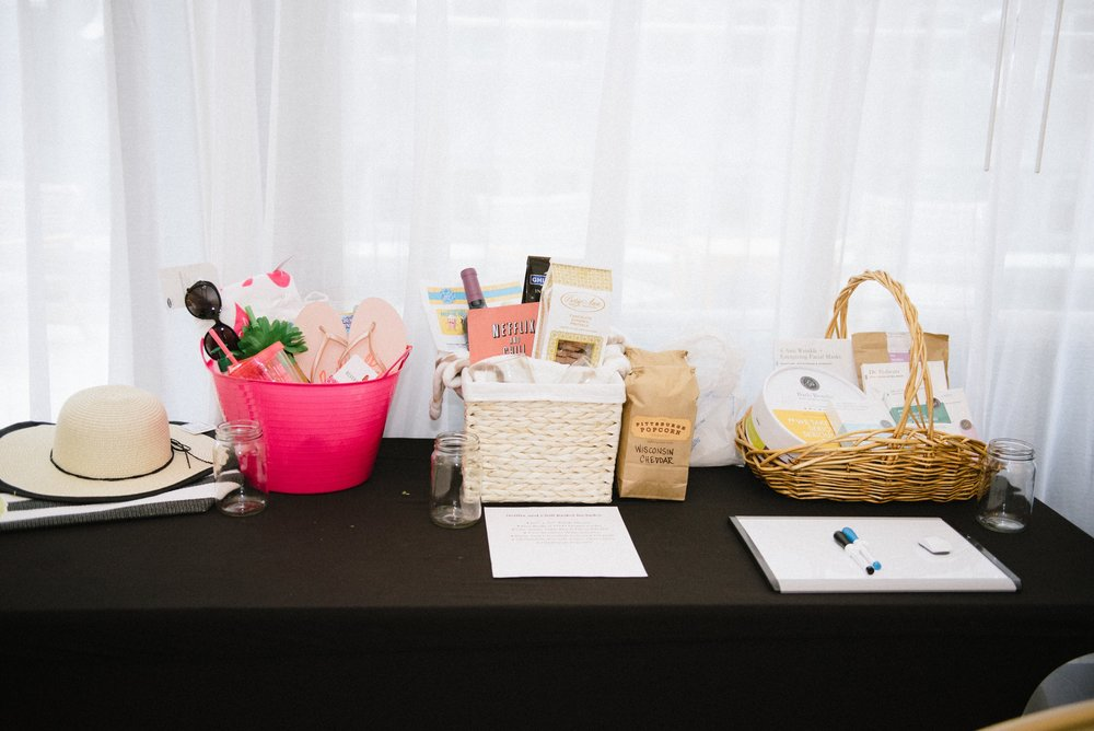 Pittsburgh Blogger Baby Shower Games