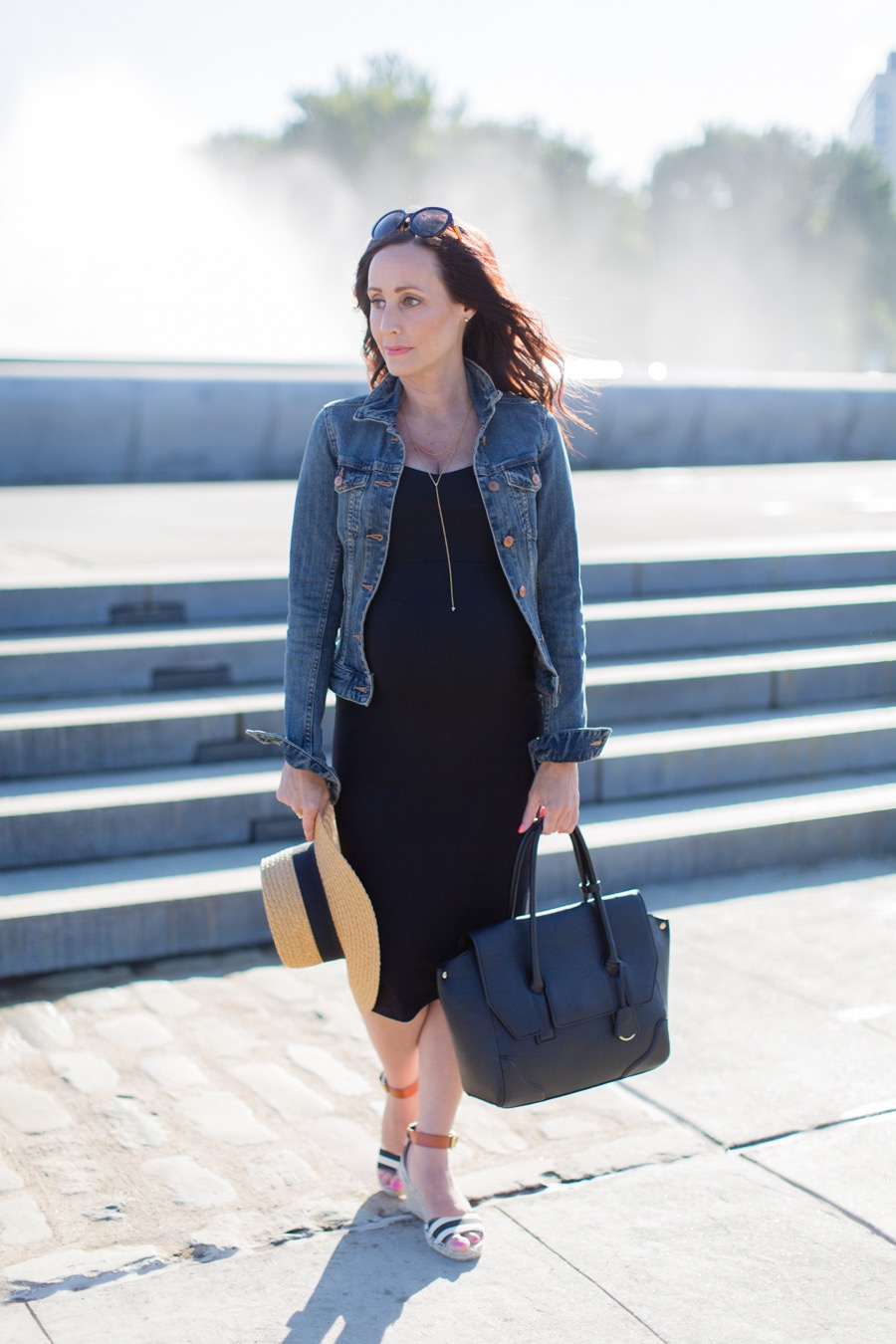 Pittsburgh Fashion Blogger Maternity Fashion