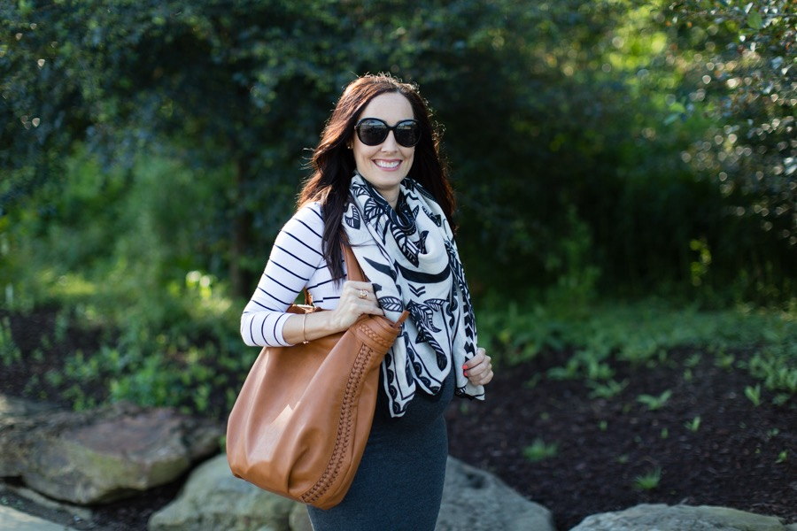 Pittsburgh Fashion Blogger Maternity