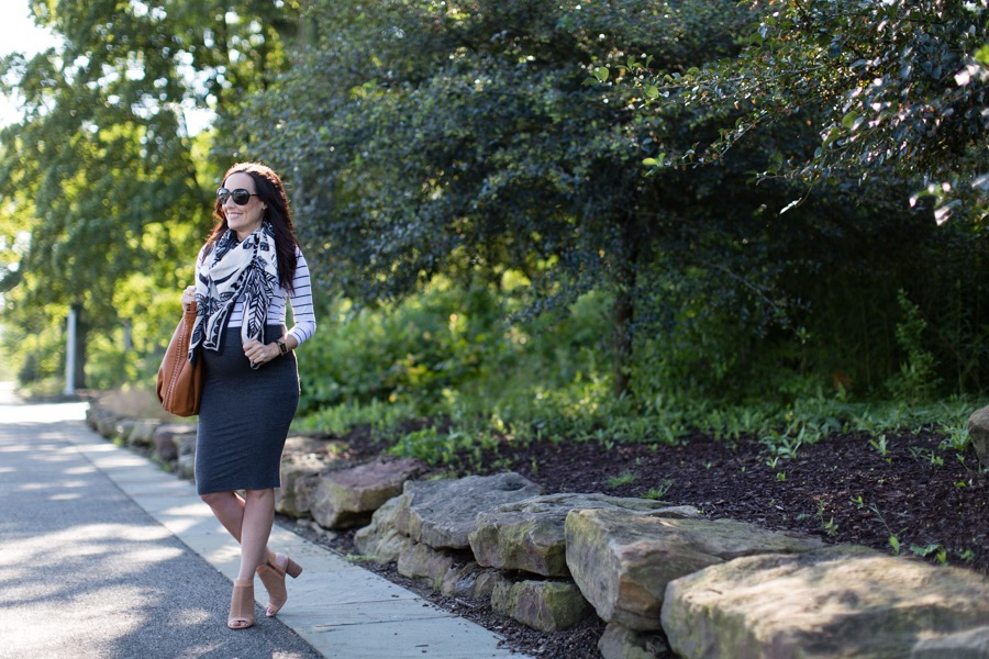 Pittsburgh Fashion Blogger Maternity Clothes