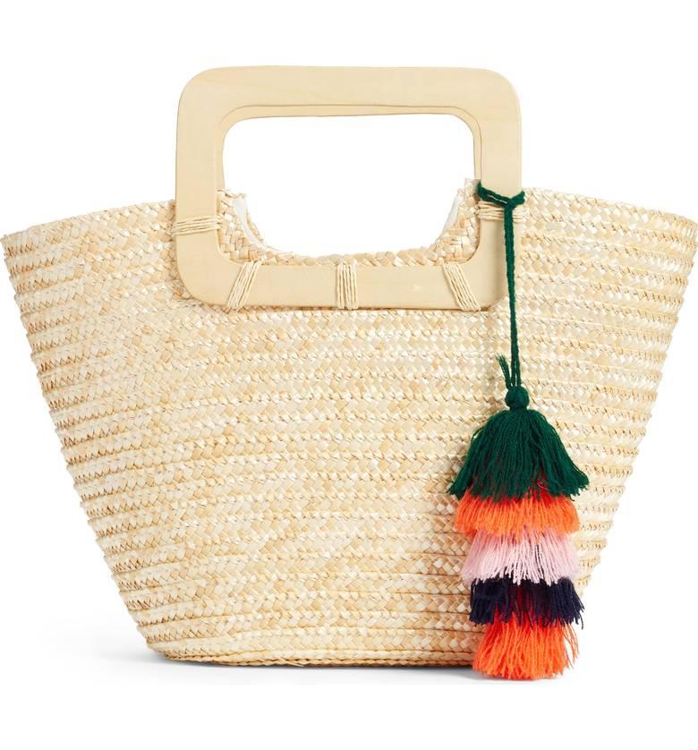 BP Basket Tote - $45