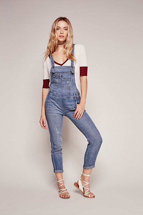 Free People Overalls - $98