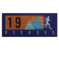 Woven Label Decades
