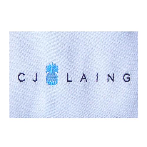 Woven Label CJ Laing