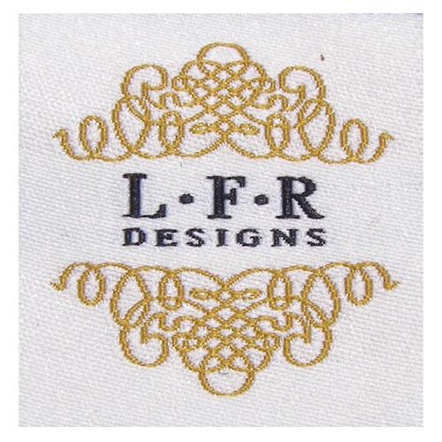 Custom Woven Label LFR