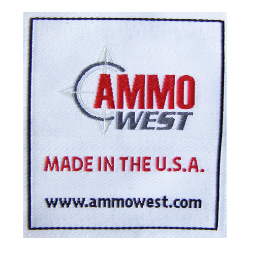 Clothing Label Ammo West