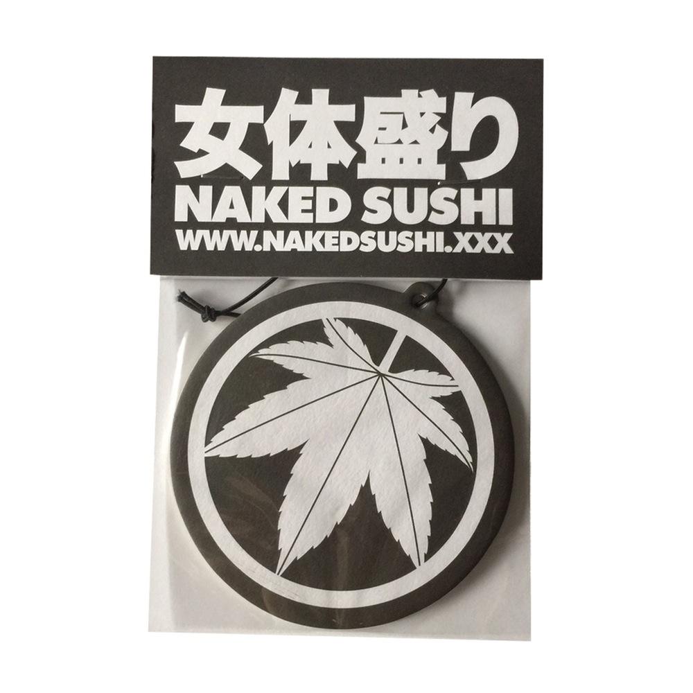 Naked Sushi Fresehener Black.jpg