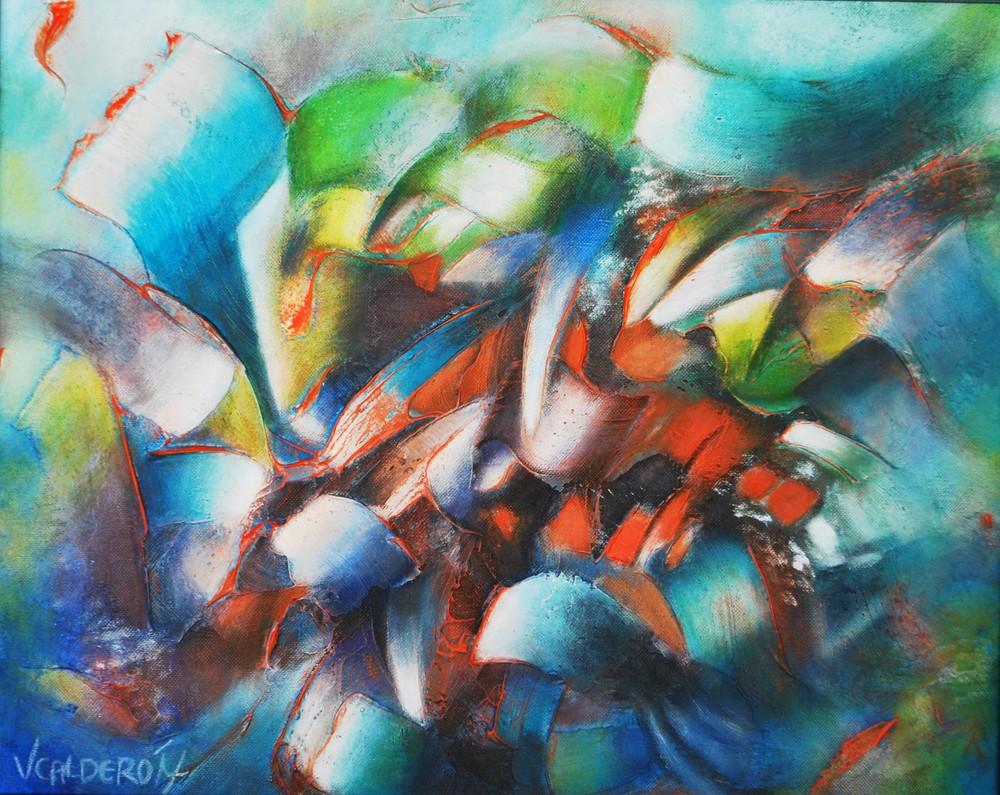 Sueño de Colores 46 x 60 cm Sold / Vendido
