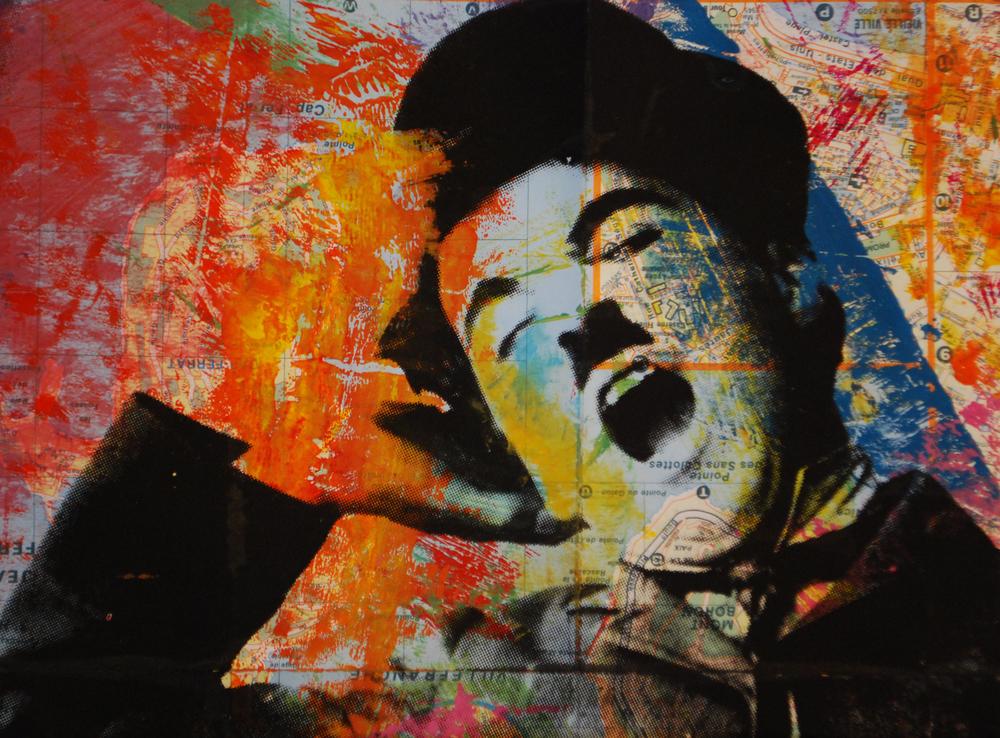 Chaplin Sold / Vendida