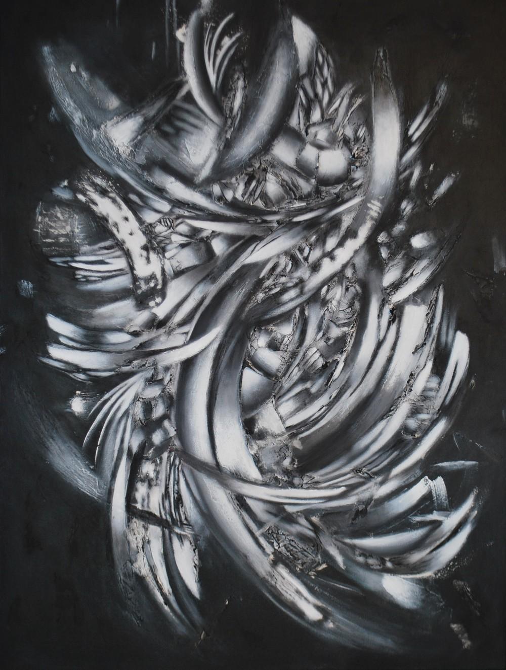 Sensación Oculta 120 x 90 cmSold / Vendido