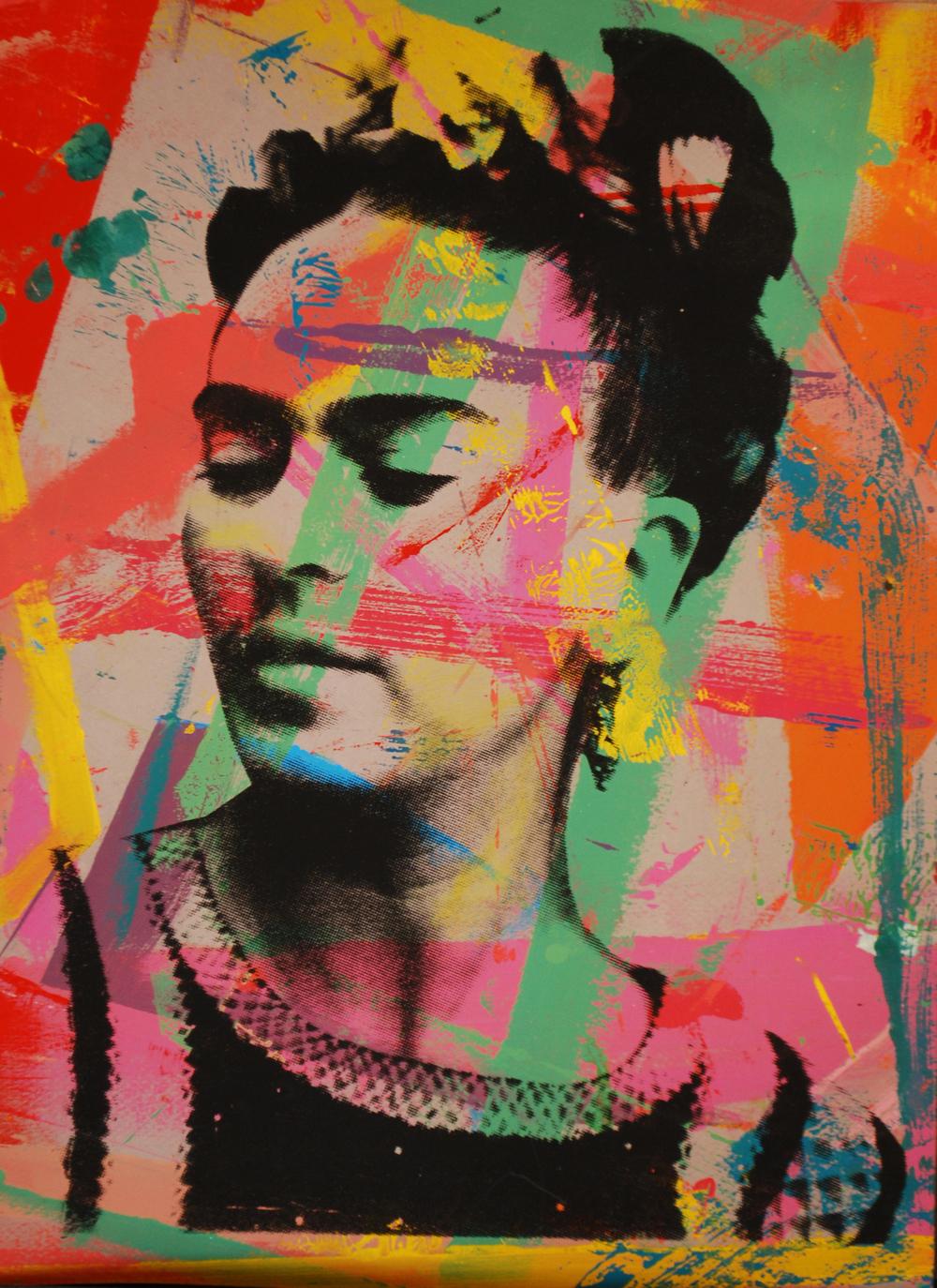 Frida 11 16 x 12