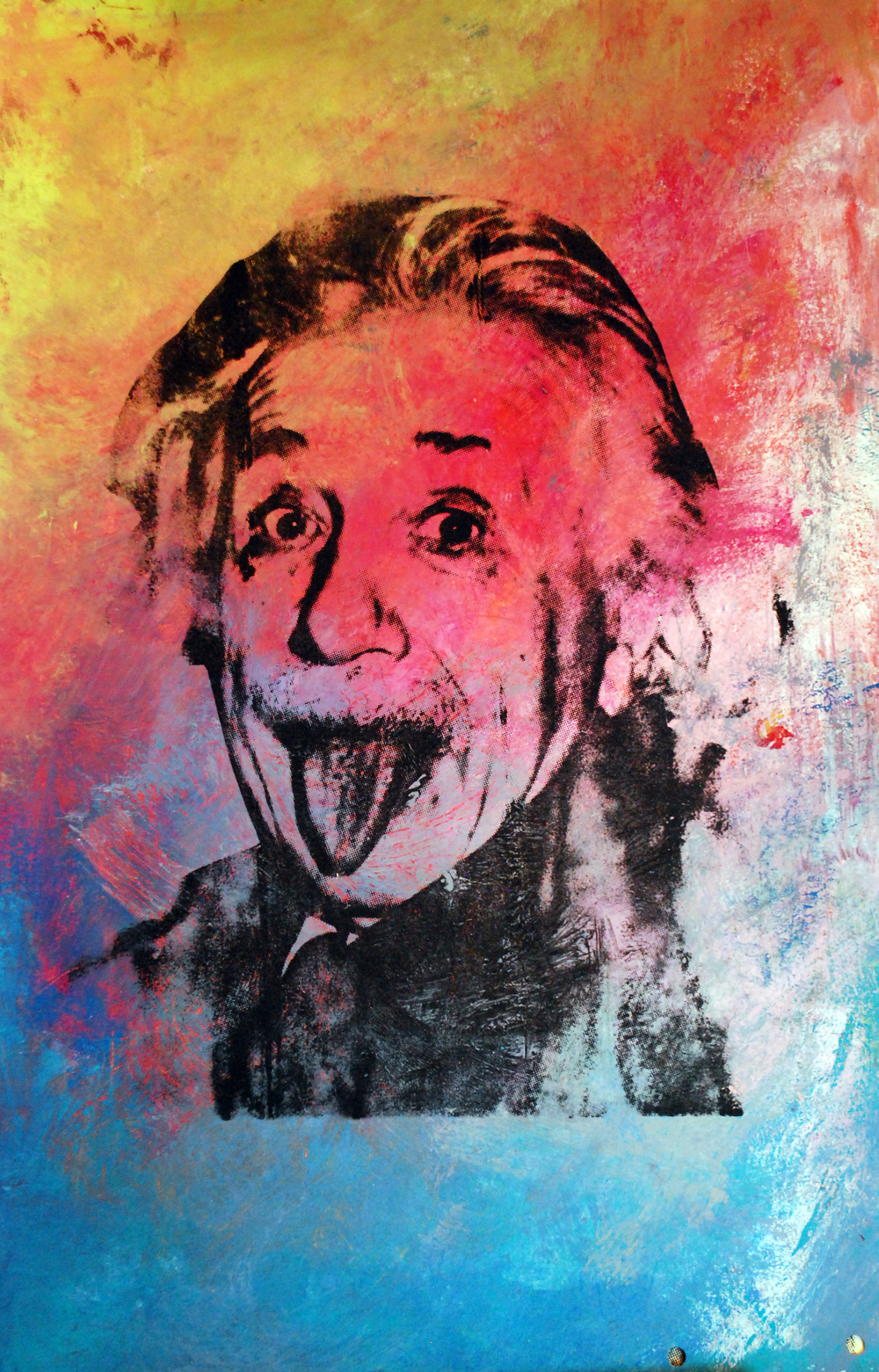 Einstein. Sold / Vendido