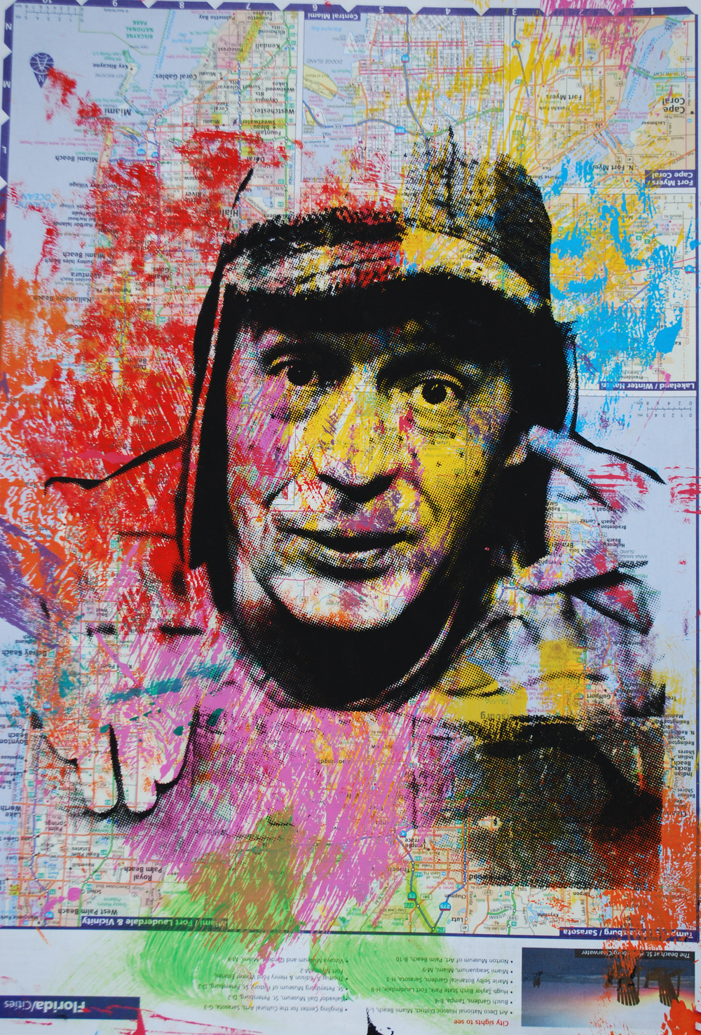 Chavo 15. 11 x 15 in