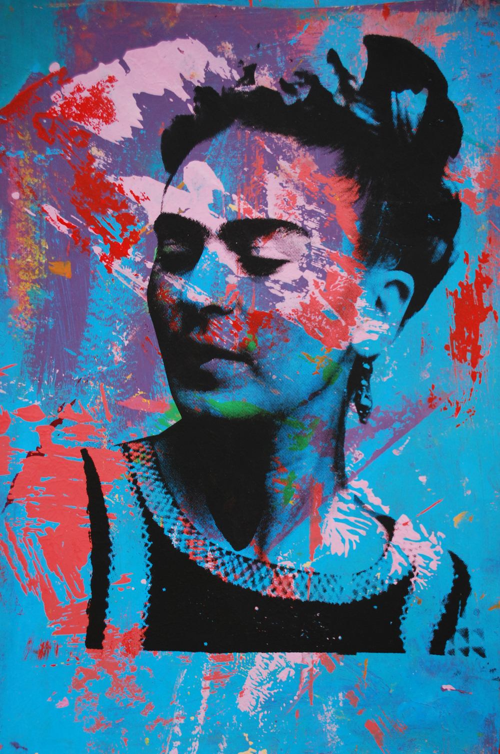 Frida 1. Sold / Vendida