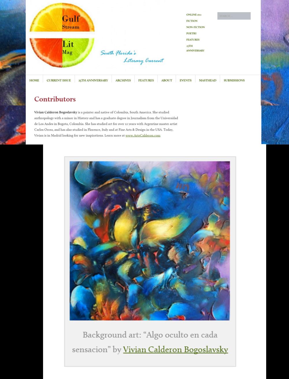 Gulf StreamLit Magazine