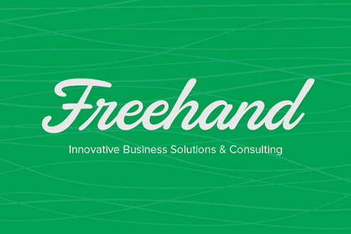 Freehand Solutions  // Brand Identity
