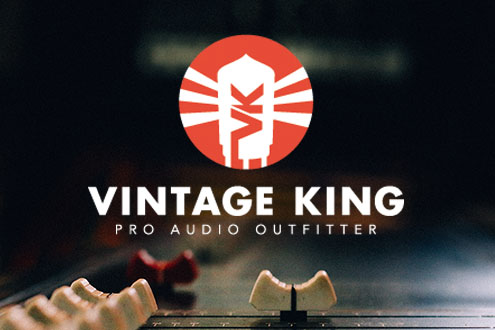 Vintage King  //  Brand Identity & Marketing