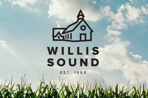 Willis Sound  //  Brand Identity & Marketing