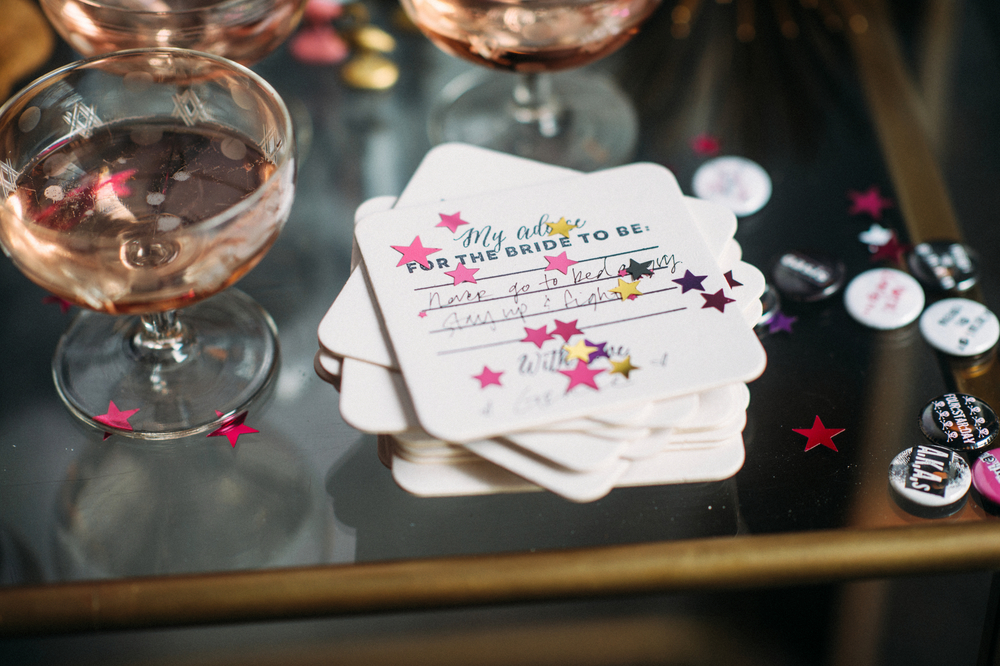 PUNK ROCK TEA PARTY BRIDAL SHOWER STYLED SHOOT - PHOTO BY JESSICA OH PHOTOGRAPHY