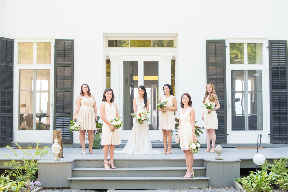 who what wear - Why One Wedding Planner Advises Against Having Bridesmaids