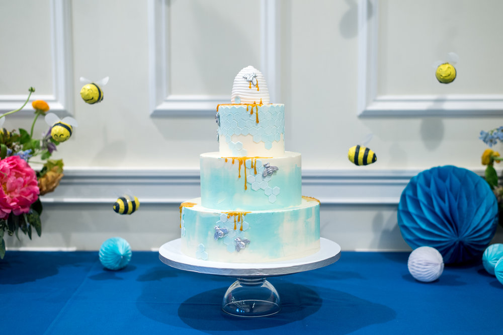 martha stewart - A Buzz-Worthy Bumblebee Baby Shower